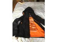 Superdry Polar Wind Attacker jacket - Medium