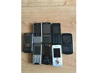 CHEAP FEW MOBILES PHONES
