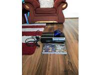 PS3 Original with 1 controller,2 games and a hdmi cable very good condition