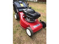 Honda mountfield mower