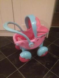 My First Pram in excellent condition from a pet free and smoke free home