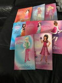 Tiara Club Books