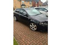 Audi A3 S-Line Quattro 3.2 Sport 2006 (PREFERABLY LOOKING FOR A SWAP)