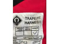 Crew-saver junior trapeze harness