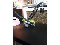 Lego bulldoser ninjargo