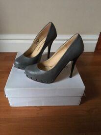 Grey Dorothy Perkins Shoes
