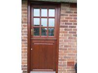 Exterior Stable Door