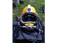 Commercial Diving Equipment & Diving Services Company For Sale