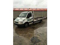2006 Iveco daily flat bed