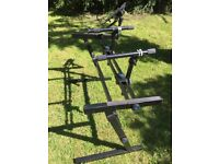 QuikLok Z726L Double-Tier Z Keyboard Stand & Laptop Attachment LPH-Z