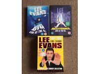 Lee Evans DVDs & box set