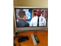 Tv for sale SONY with ALBA digital set up box and remotes