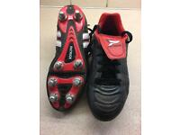Rugby boots. Size 6