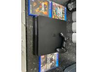 PS4 SLIM PlayStation 4 slim BUNDLE