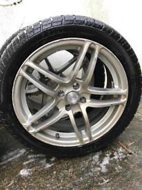 wheels 225/45/R17