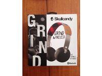 SKULL CANDY WIRELESS HEADPHONES - BRAND NEW, REDUCED