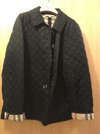 2 Burberry jackets