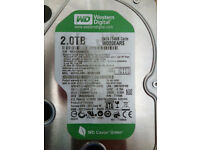 "Western Digital Caviar Green 2TB 3.5"" (WD20EARS)"