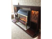 dimplex fire and fireplace surround