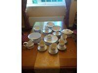 Royal Doulton Fine China Dinner Set