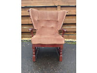 Granny Antique Style Chair