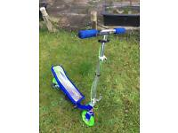 Space scooter- suitable upto 8years