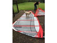 Windsurfing Sail - Sailworks Retro 7.5m²