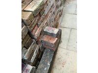 Curved bricks
