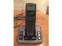 BT freestyle 750 cordless phone and answering machine