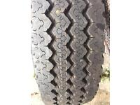 Commercial tyre 225/70/15. 8 ply