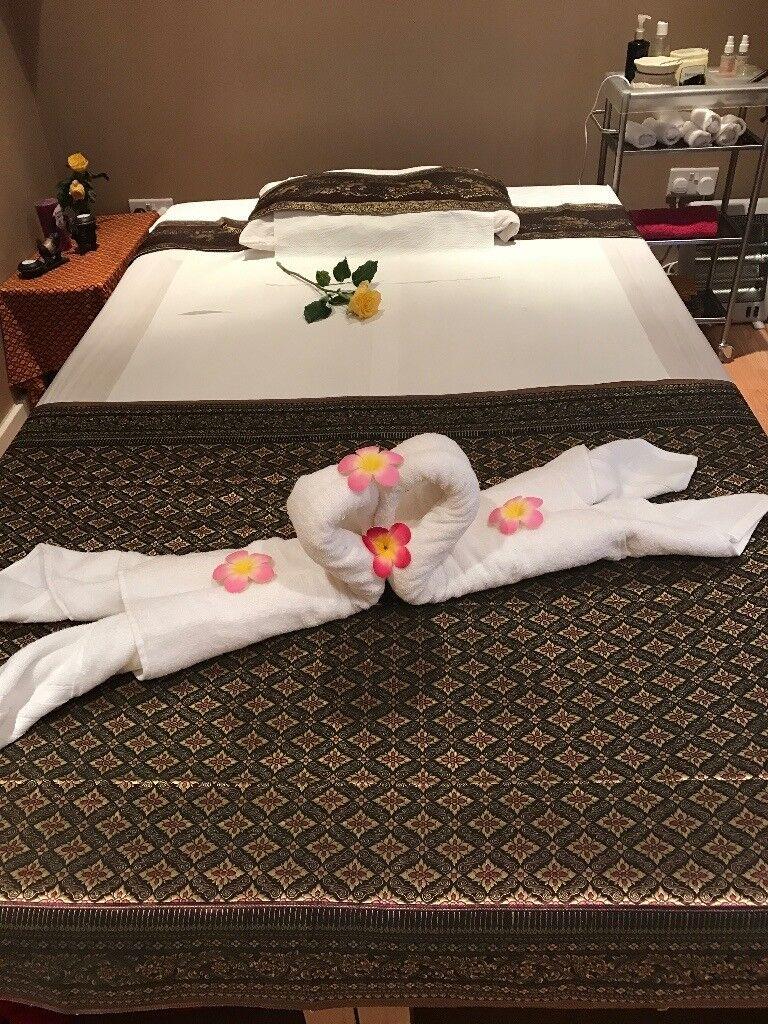 Nim Thai Massage (Thai Traditional Yoga massage)£45/hr