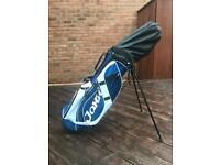Junior left handed golf clubs