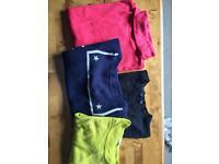 Ladies size 8-10 spring jumpers
