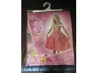Aurora Princess dress size 5/6yrs