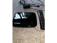 Humax freesat smart TV box HB 1100S