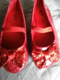 Toddler girl party shoes