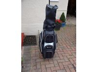 Motocaddy Golf Trolley Bag & many other golf clubs