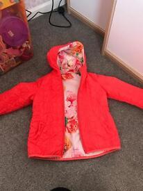 Tedbaker girls jacket