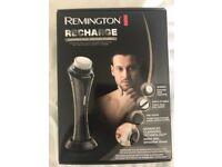 Remington Recharge Facial Cleansing Brush