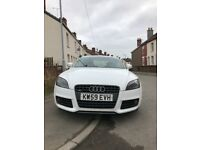 White Audi TT for sale amazing condition low mileage