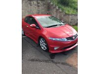 Honda Civic Type R GT. 2007 57 Plate 89999 Miles.