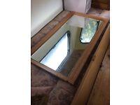 Avondale caravan cupboards/drawers/mirrors/doors/bed base/storage unit