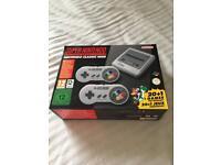 Nintendo Mini Classic SNES/Super Nintendo BRAND NEW SEALED