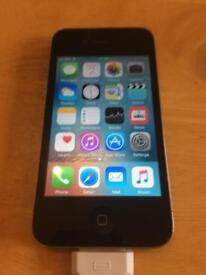 iPhone 4s 16GB on Vodafone