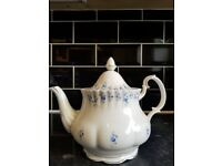Royal albert teapot memory lane