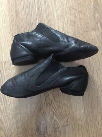 Split Sole Jazz Shoe Slip On