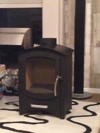 Brand new log burner