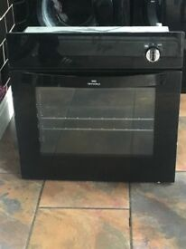 Newworld duel fuel oven