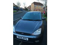 Ford Focus Grey 2005 - ready to go