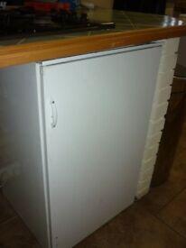 Fridge - White freestanding or integrated